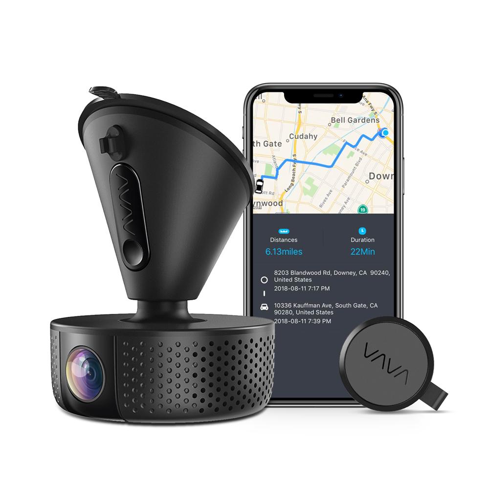 VAVA 1080p Dash Cam - CD001
