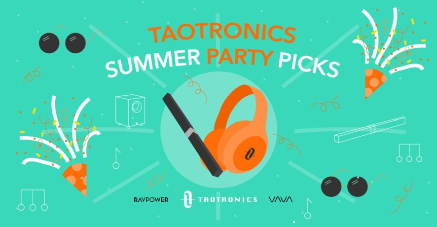 Taotronics Official Website