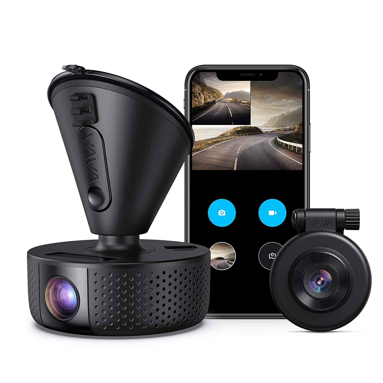 VAVA Dual Dash Cam - VD002