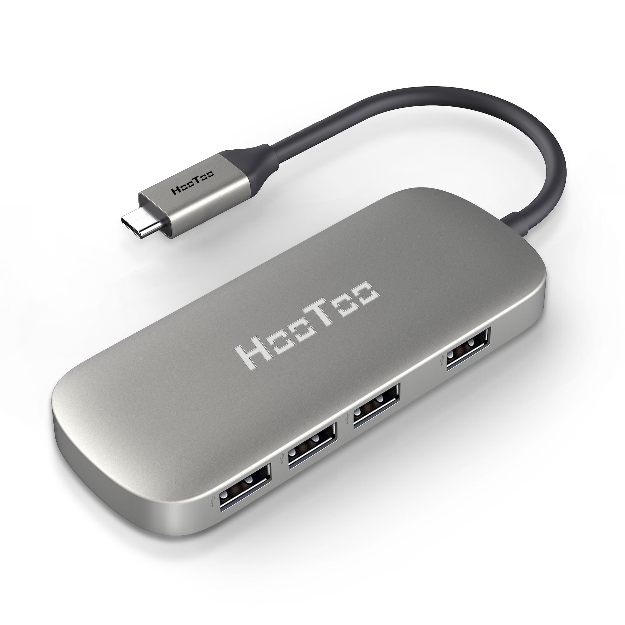 4-in-1 USB C Hub HT-UC006
